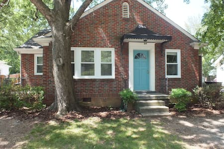 Cozy 1br in historic Downtown Murfreesboro! - Murfreesboro - Maison