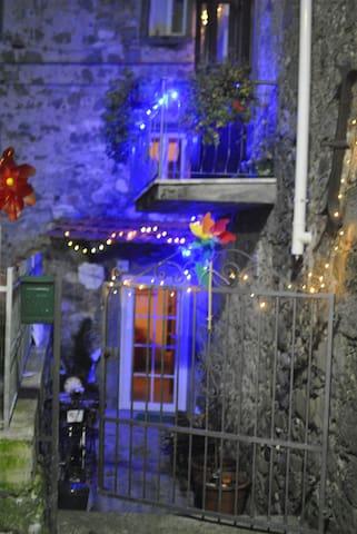 Casa Figaro, LA CASA DELLE FAMIGLIE - Gorfigliano - Hus