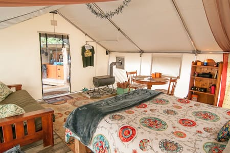 Beachcomber*Remote*Oceanfront*Private*Safari Tent