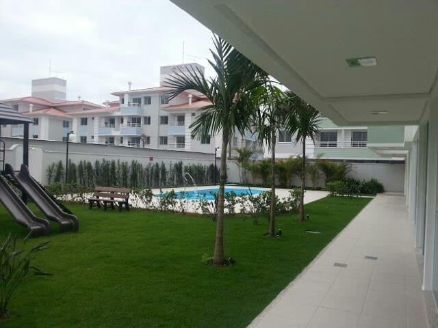 Apart. 2Qts, suite em Canasvieiras