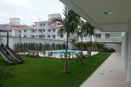 Apart. 2Qts, suite em Canasvieiras - Florianópolis - Apartment