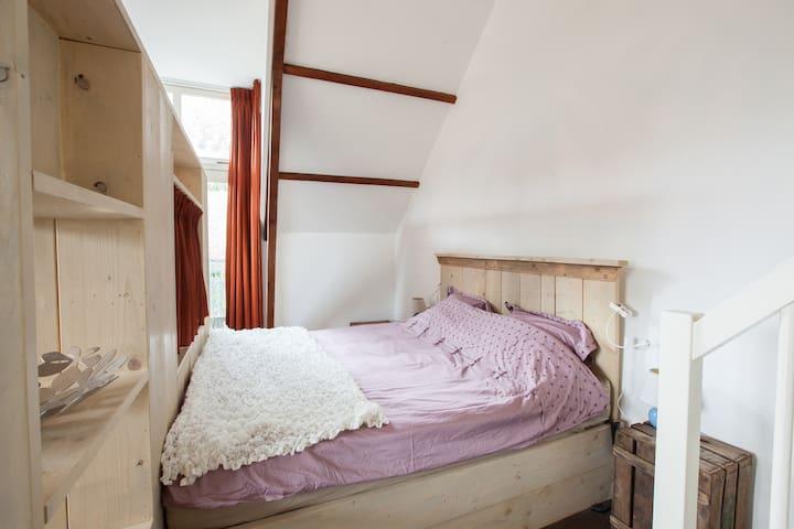 Luxe loft in oude dorpsschool Lonneker - Enschede - Enschede - Vindsvåning