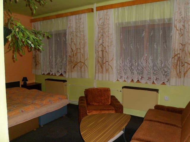 2 lůžkový pokoj