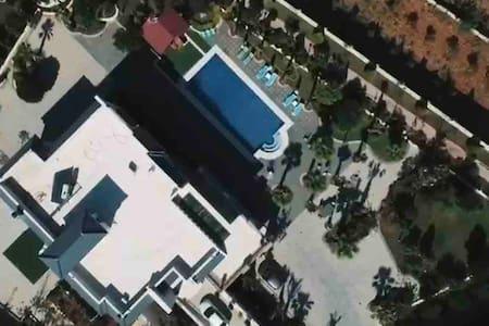 Villa Flora Luxury Hill Suites on  Baraachit Hill