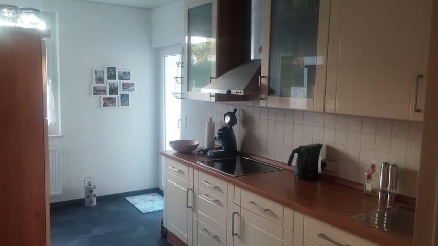 Schöne Wohnung in zentraler Lage - Herne - Departamento