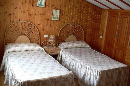 Buhardilla de dos habitaciones Portonovo Sanxenxo - Portonovo - 公寓