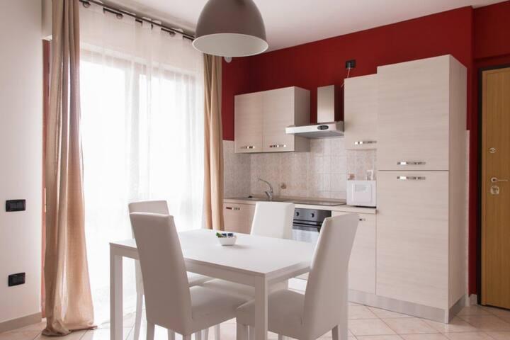 Appartamento Standard con 1 Camera da Letto
