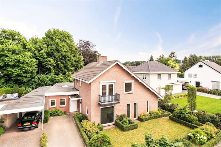 staysafe in our beautiful, spacious villa in Heeze