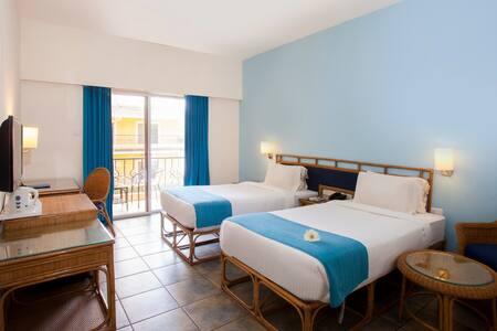 Standard Room in peaceful location @ Betalbatim - Betalbatim - Bed & Breakfast