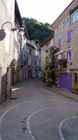 Maison a Mumu - Montpezat-sous-Bauzon