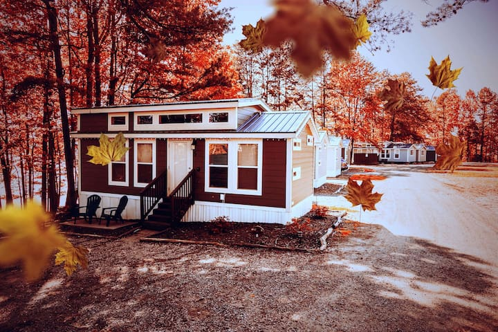 8 - Lakefront Family Style Tiny House