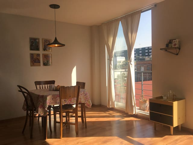 Nice and bright apartment in Santa Maria la Ribera