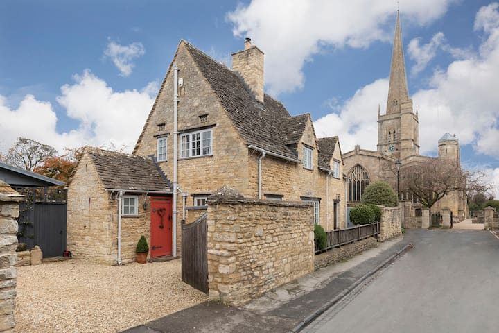 Church Cottage, Burford, Cotswolds