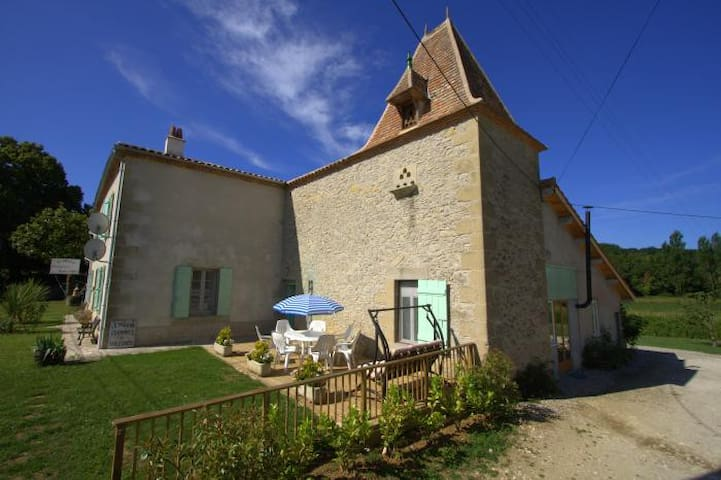 Le Moulin Gite
