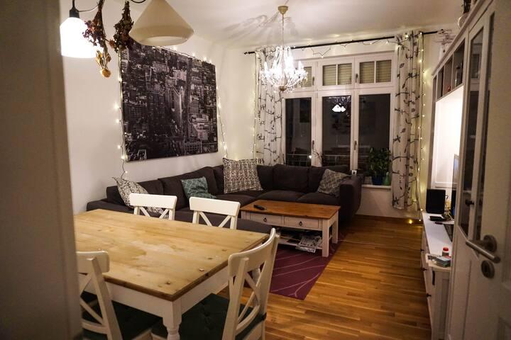 ruhige Wohnung am Rande Potsdams