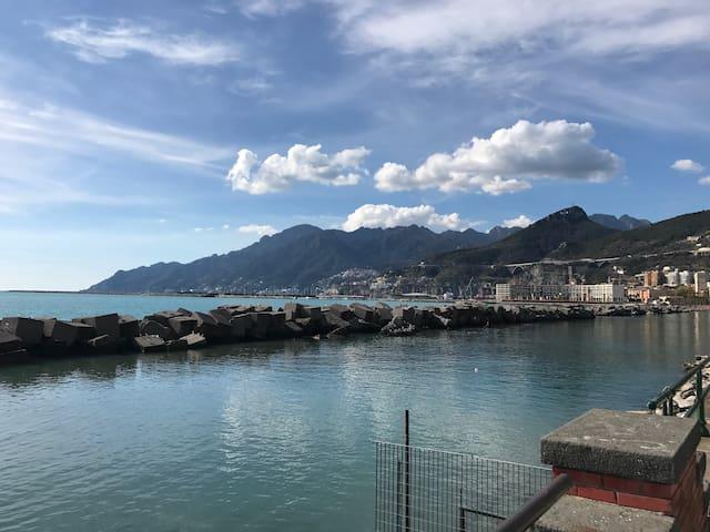 La casa di LeLù nel centro storico - Salerno - Byt