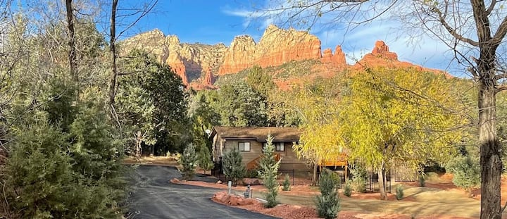 Sedona Forest Villa LAND & NATURE LOVER'S Private  PARADISE