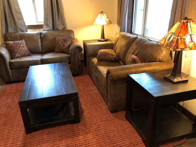 Cute Two Bedroom Cabin