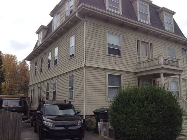 Victorian Downtown Townhouse - New London - Reihenhaus