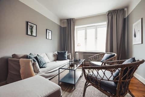 Cosy apartment in Kristineberg