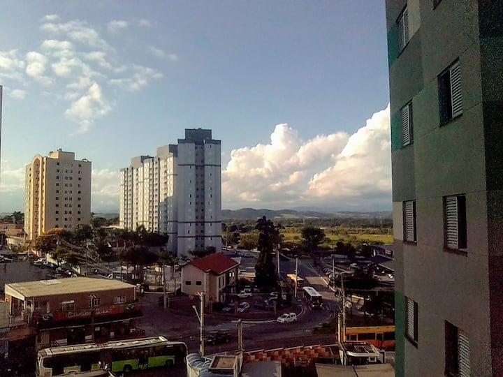 AP Executivo - Vista p/ Serra da Mantiqueira - SJC