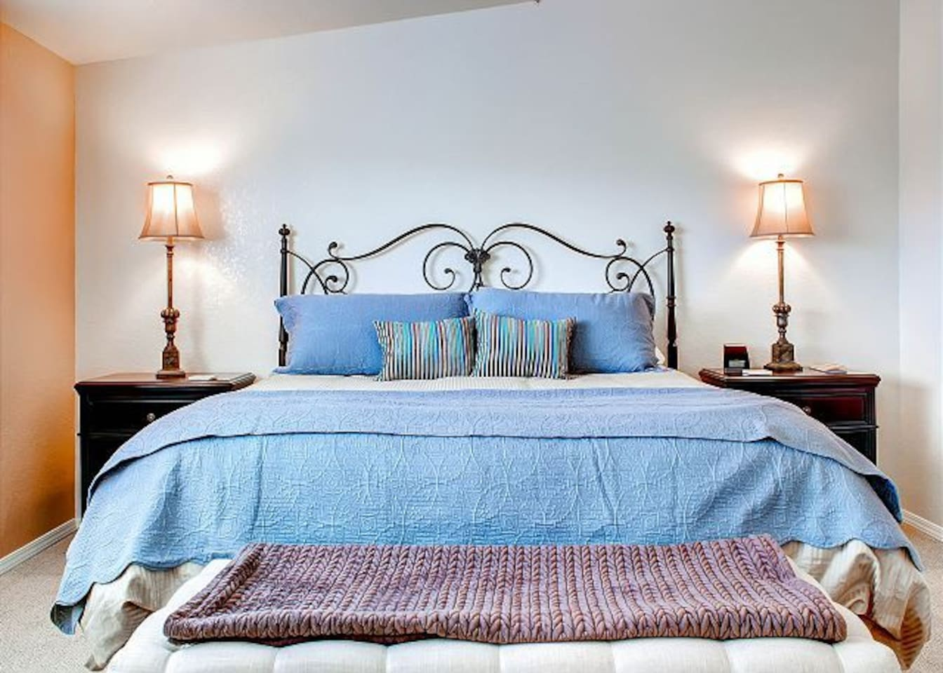 San Marcos Creek Vineyard Crush Pad! - Bed and breakfasts for Rent ...