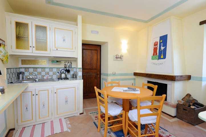 Casa de Cristina - Scheggino - Apartment