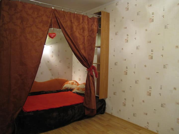 A comfortable 18m room for 2+