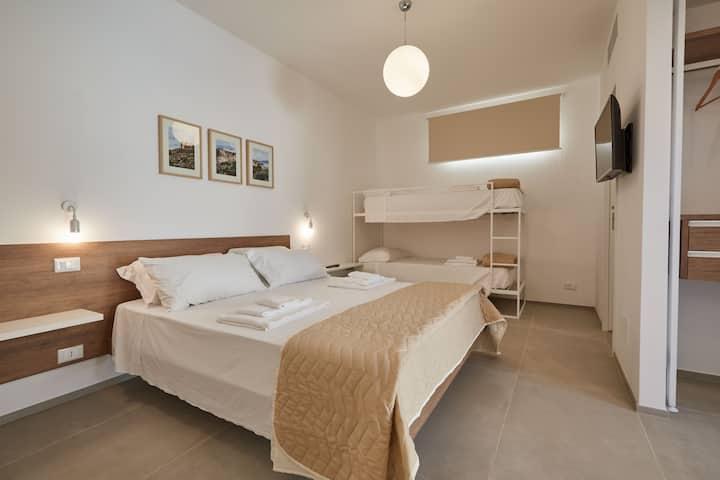 B&B Torreforte - Suite con terrazza attrezzata e angolo cottura