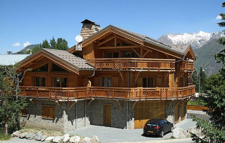 Chalet Levanna Occidentale 14p
