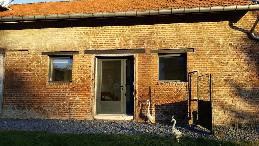 Appartement au calme à la campagne - Domart-sur-la-Luce - Apartment