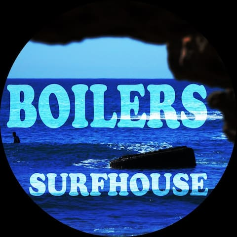 Boilers Surf House