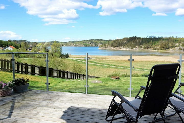 5 person holiday home in MUNKEDAL