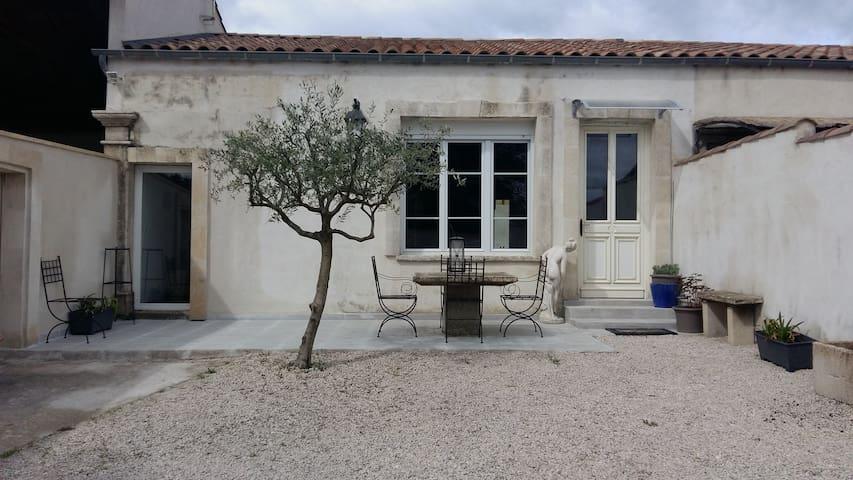 Aux portes de Provence Entre Cevennes et Camargue - Sommières - Casa