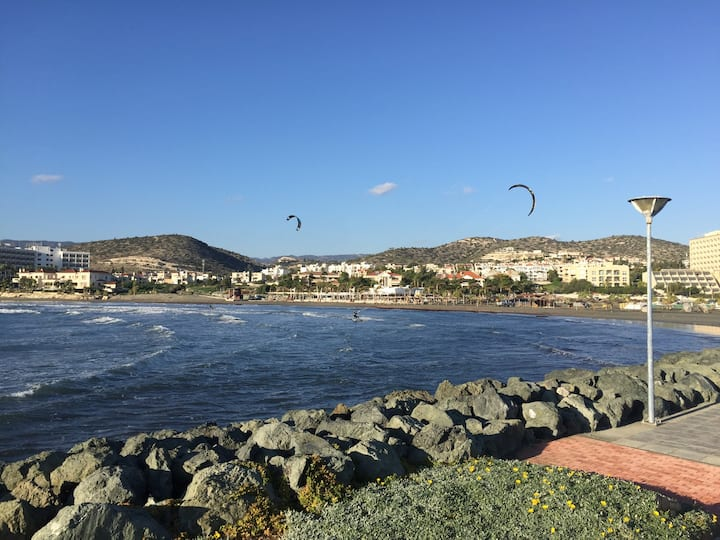 St Raphael Beach and Marina