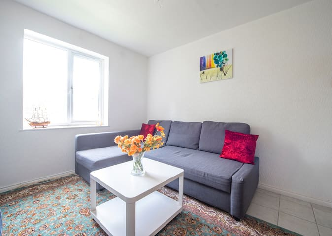 BRIGHT 1 BED APARTMENT 20 MIN FROM CENTRAL LONDON!