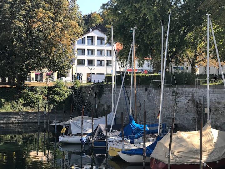 Ferienwohnung am Mantelhafen - Wohnungstyp 2