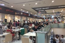 Food Center in Tesco Lotus.