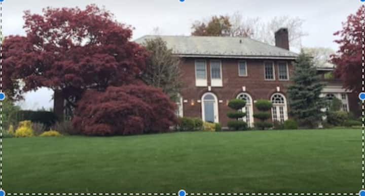 Beautiful Mansion-Filming Location near NYC! $TBD!