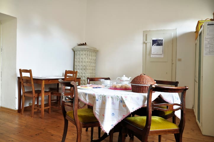 B.&B.Casa Carbonara - Camera Grande - Cividale del Friuli - Bed & Breakfast