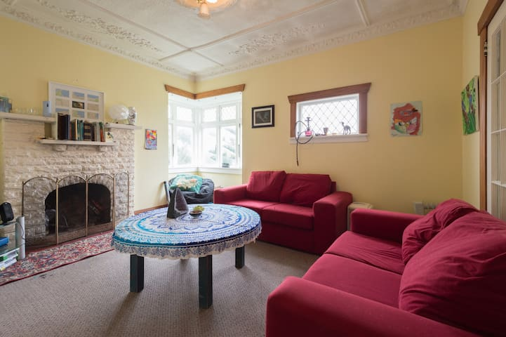 Cosy and Relaxed Room in Beautiful Character Villa - Wellington - Villa