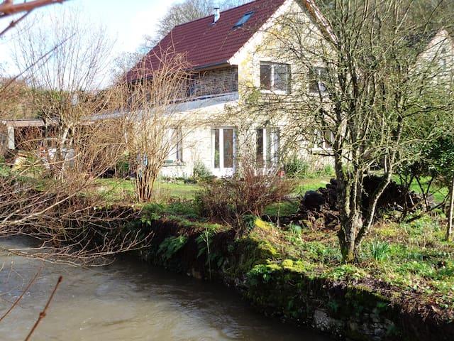 Le Moulin de la Forge - Saint-Jean-le-Blanc - Casa de hóspedes
