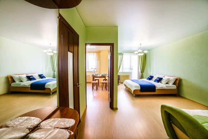 Апартаменты на Баррикад(32)