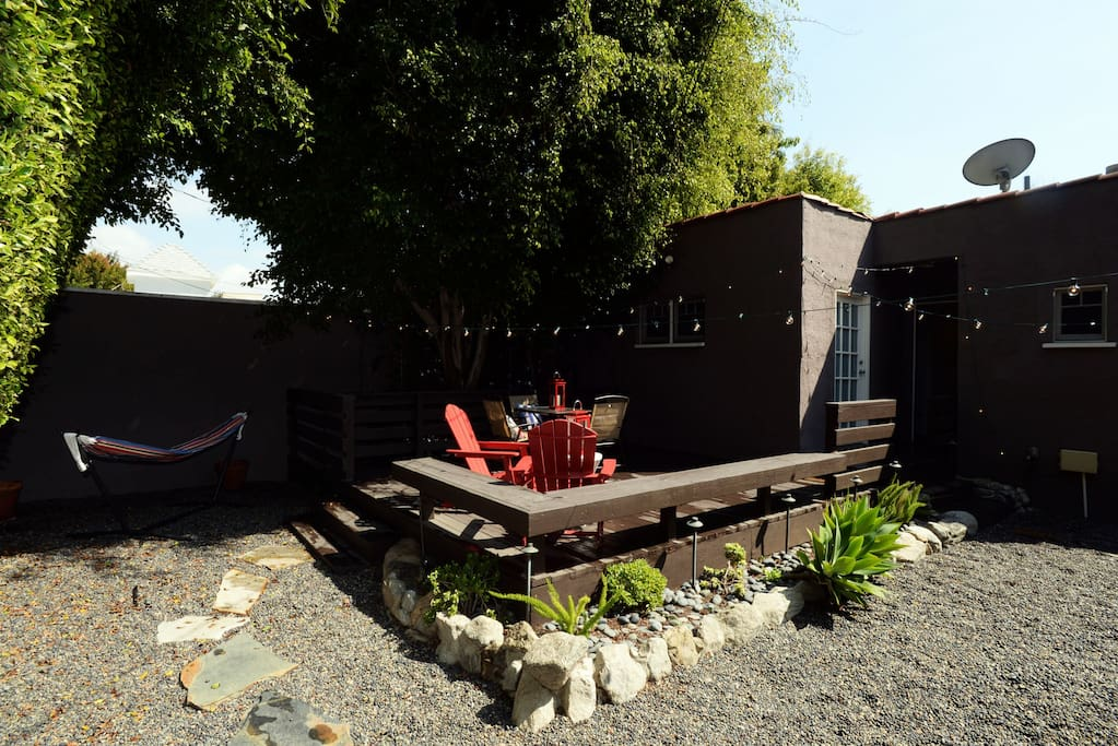 Bohemian Backyard