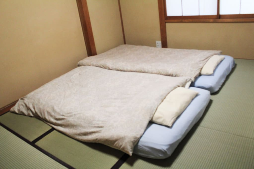 Futon-set for two people