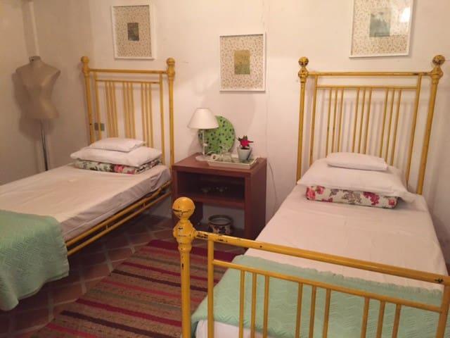 Suite quarto verde