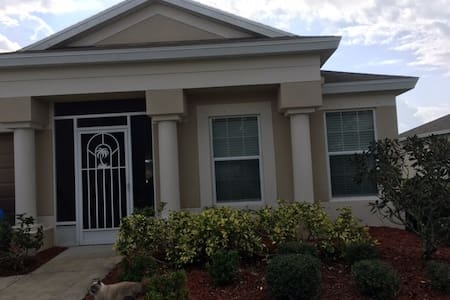 Beautiful 2 bed home close to beaches and Disney. - Palm Bay