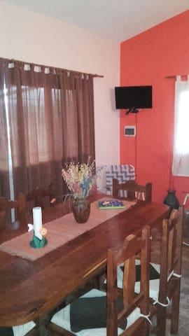 Casa de descanso en Los Reartes - Los Reartes - Apartment