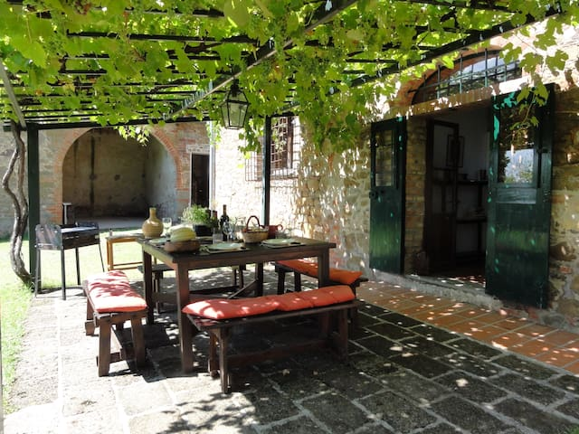 Your Tuscan Home for a special stay - Lucignano - Apartment