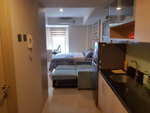 Studio Apartment at Pandanaran, Semarang